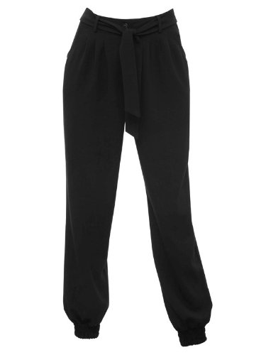 Teen cuff trousers
