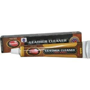 Autosol Leather Cleaner And Colour Restorer 75ml