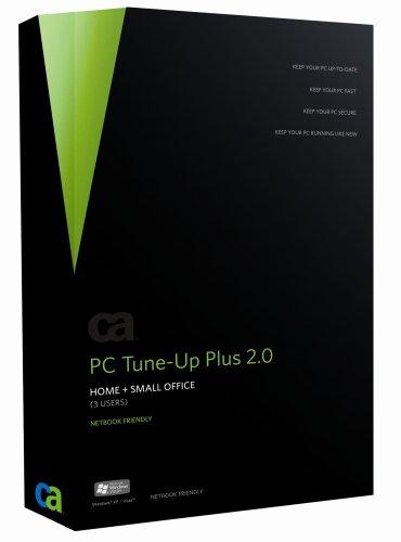 CA PC Tune-Up Plus 2.0 3-User