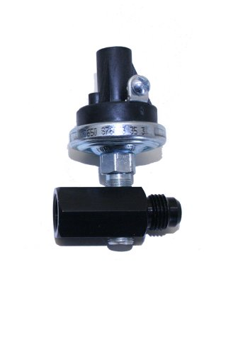 Nitrous Outlet Fuel Pressure Safety Switch w/-6 manifold ( Low Pressure ) new and original dpa01m p delta pressure switch pressure gauge switch digital display pressure sensor