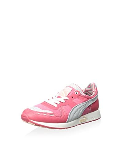PUMA Women's RS100 Canvas Sneaker