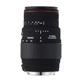 Sigma 70-300mm f/4-5.6