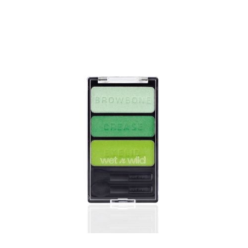 ウェットアンドワイルド Color Icon Eyeshadow Trio I Dream of Greenie