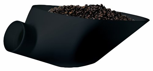 Rattleware Kilo Bean Scale Coffee Scoop, Black