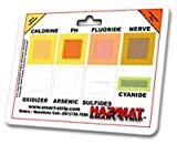 HazMat Smart Strip detects Harmful Chemicals in Air; at home or business test
