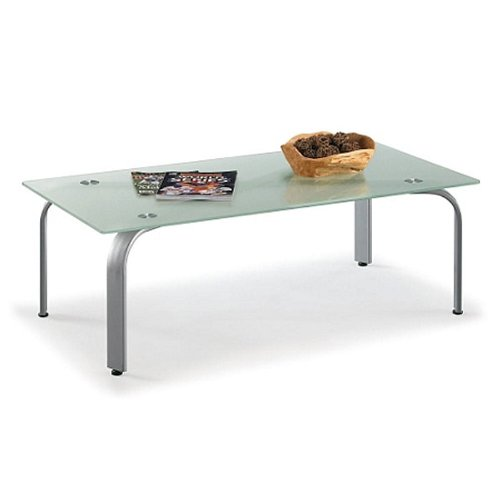 Buy low price symphony glass top coffee table tempered for Glass tea table price