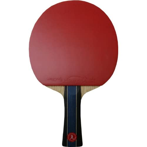 Killerspin Jet 500 Table Tennis Racket RED 6X6.125 HEAD/3.875 HANDLE
