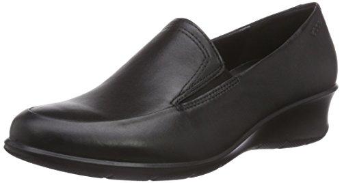 Ecco ECCO FELICIA Pantofole Donna, Nero (1001black), 38 EU