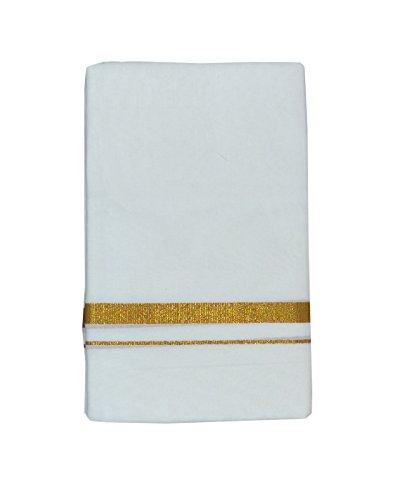 White-Dhoti-36-Meter-double-dhoti-cotton-with-Zari-border