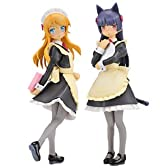 EX made no figure so cute (Kosaka Kirino) (Black Cat) sister of [anime] I have all set of 2 (japan import)