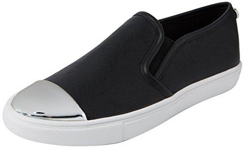 Steve Madden FootwearEleete Slip on - Scarpe da Ginnastica Basse donna , Nero (Black (Black Multi)), 36 2/3