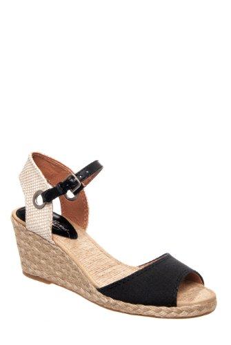 Lucky Brand Kyndra Mid Wedge Sandal