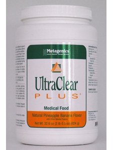 UltraClear Plus Pineapple Banana 32.60 Ounces