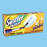 Swiffer Duster with Extendable Handle Kit (Contains One Handle with 3 Dusters)