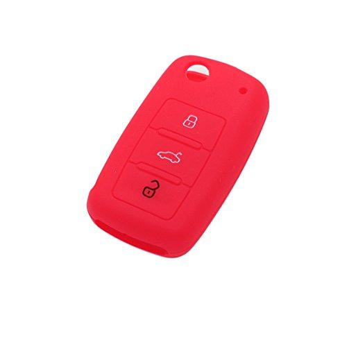 fassport-carcasa-de-silicona-skin-chaqueta-fit-para-volkswagen-seat-y-skoda-3-button-flip-remoto-cla