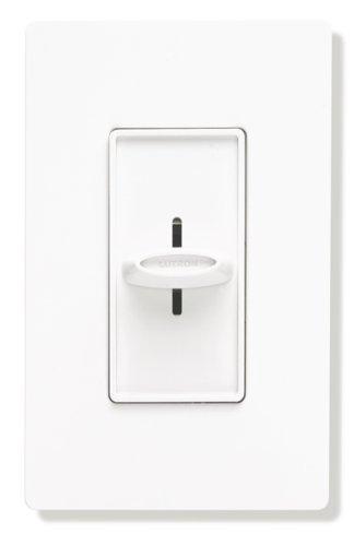 Lutron S600H-WH Electronics Skylark Dimmer, White