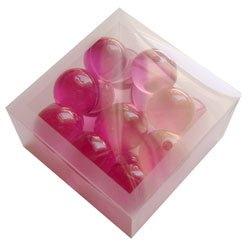 Frosted Window Favor Box (25), Wedding Favor