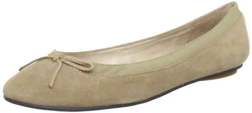 Buffalo London 207-3562 135340, Ballerine donna, Beige (Beige (WHITE 09)), 40