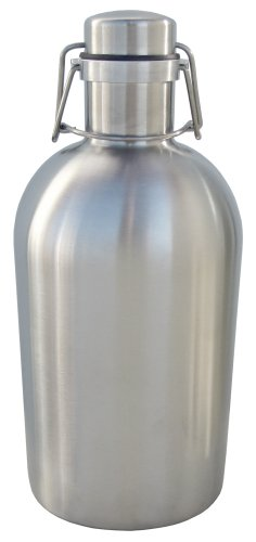 Stainless Growler front-421089