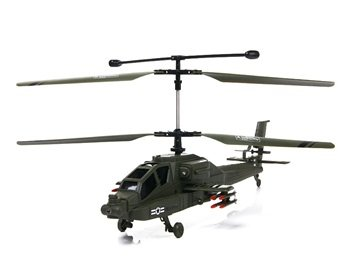 Toyskingdom A013 3.5-Channel R/C Radio Control Helicopter with Built-in Gyro (Green) + Worldwide free shiping