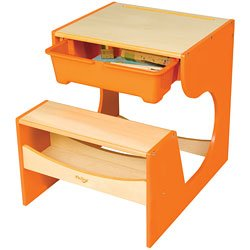 Children's Desk by P'kolino