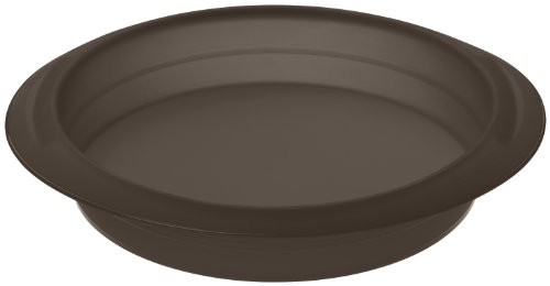 lurch-1-piece-26-cm-flexiform-round-pan-silicone-brown