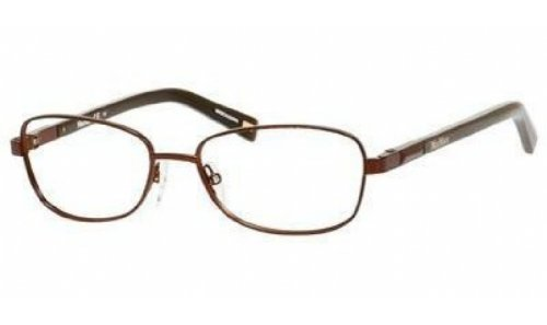 Max Mara MAX MARA Eyeglasses 1186 00Vl Matte Brown 52MM