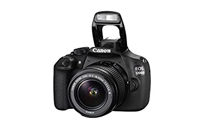 Canon EOS 1200D SLR With Kit EF S18-55mm IS II Lens