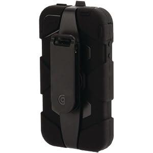 Griffin GB01902 - Funda Survivor para Iphone 4 (negro)
