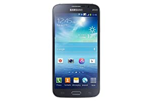 Samsung Galaxy Mega 5.8 I9152 Sim Free Dual Sim Factory Unlocked European Version Mobile Phone (BLACK)