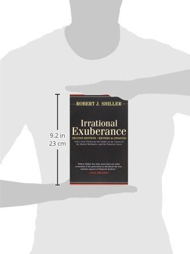 Libro Irrational Exuberance di Robert J. Shiller