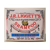 J.R. Liggetts Shampoo Bar Ultra Balanced - 3.5 Oz, 4 Pack front-678329