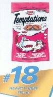 Mars Pedigree 72302 Whiskas Temptations Cat Treat Pack of 12B0002AQKDE : image