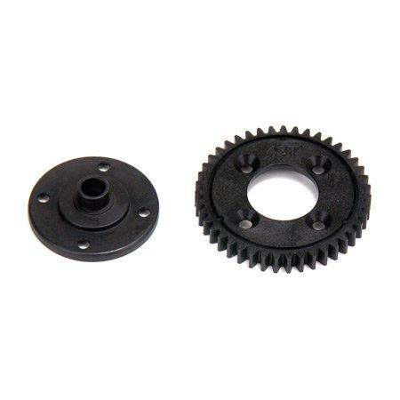 43T Spur Gear, Plastic: 8E 2.0 / 3.0
