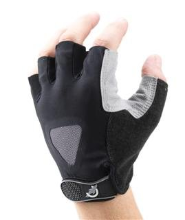 Sealskinz Specialist Fingerless Cycle Glove (Black-Large).