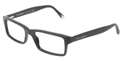 Eyeglasses Dolce & Gabbana DG3123 501 BLACK DEMO