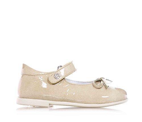 NATURINO FALCOTTO - Ballerina beige, Scarpa, in pelle lucida, elegante, Ragazza, Bambina-27