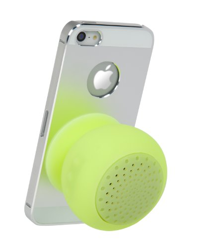 Antopos Tm Portable Bluetooth Speaker With Build-In Microphone For Any Bluetooth- Enabled Device Like Smartphones And Tablets (Green)