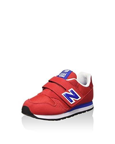 New Balance Sneaker rot/marine