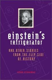 Einstein's Refrigerator And Other Stories From The Flip Side Of History (Einstein Refrigerator compare prices)