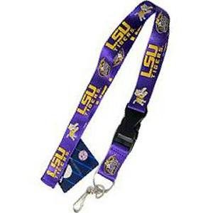 LSU Tigers Lanyard at Amazon.com