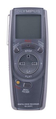 Olympus VN-240 PC Digital PC Link Voice Recorder