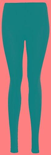 Forever-Womens-Plus-Size-Animal-Leopard-Side-Panel-Leggings