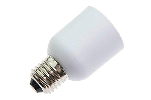 Shangge Ce&Rohs Certification 5 Pcs E27 To E40 Led Bulb Base Converter Halogen Cfl Light Lamp Adapter Socket Change Pbt
