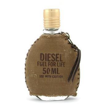 Diesel FUEL FOR LIFE pour homme Eau De Toilette 50ml (1.7 Fl.Oz) EDT Cologne