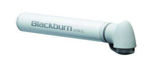 Blackburn AirStik SL Bicycle Frame Pump (White)