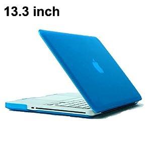 Funda Carcasa de plástico azul para Apple MacBook Pro Retina de 13.3 pulgadas - Electrónica - Más información y revisión del cliente