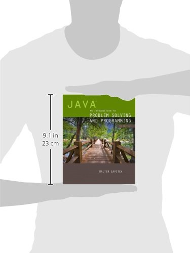 Java:An Introduction to Problem Solving and Programming