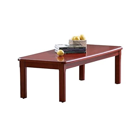 High Point Coffee Table with Wood Veneer Top