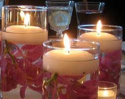 """72 3//4/""""x6/"""" WEDDING CANDLES-WHITE 6hr Burn Dripless CENTERPICE MADE IN USA"""